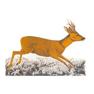 Jakt-tapet Löpande Rådjur